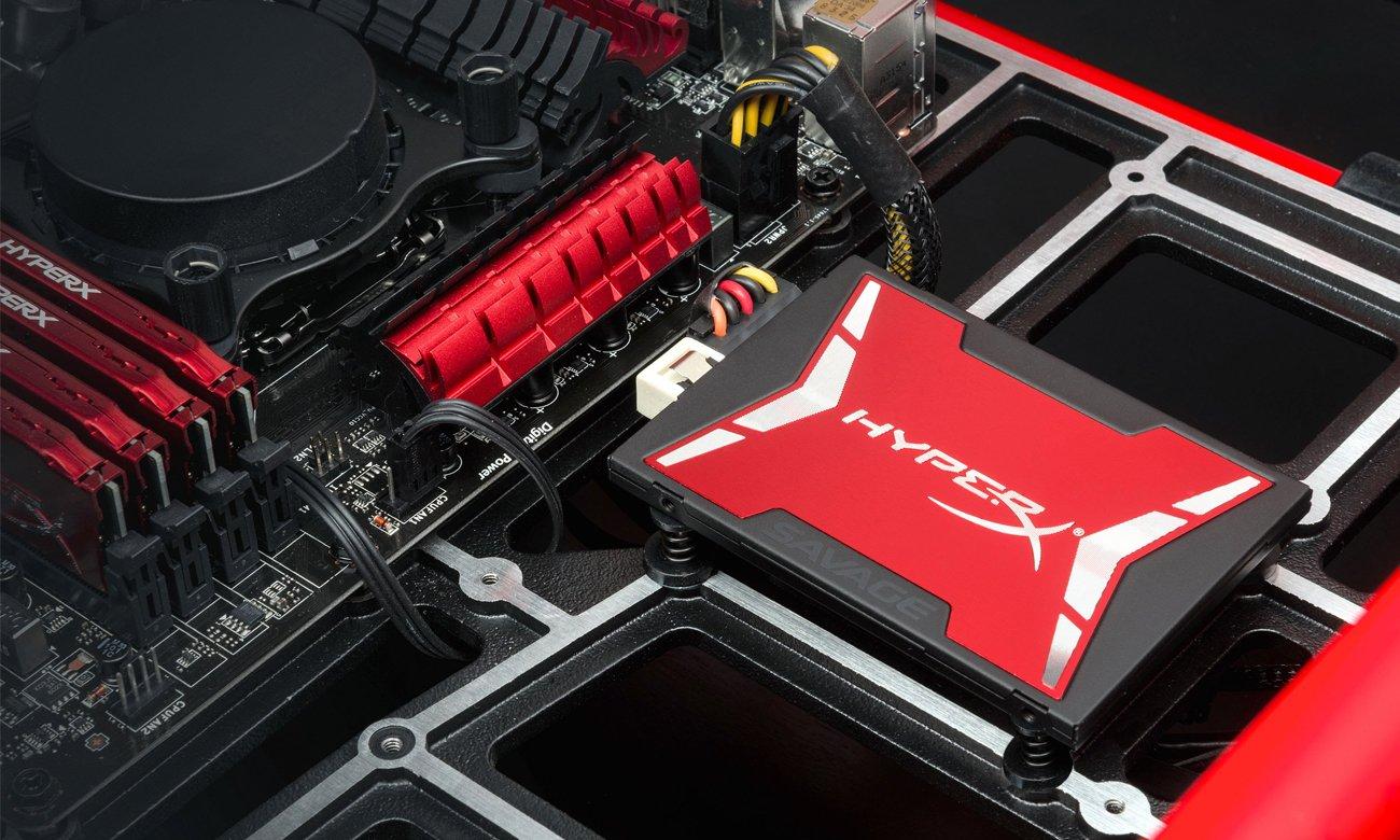 HyperX szybki prosty montaż