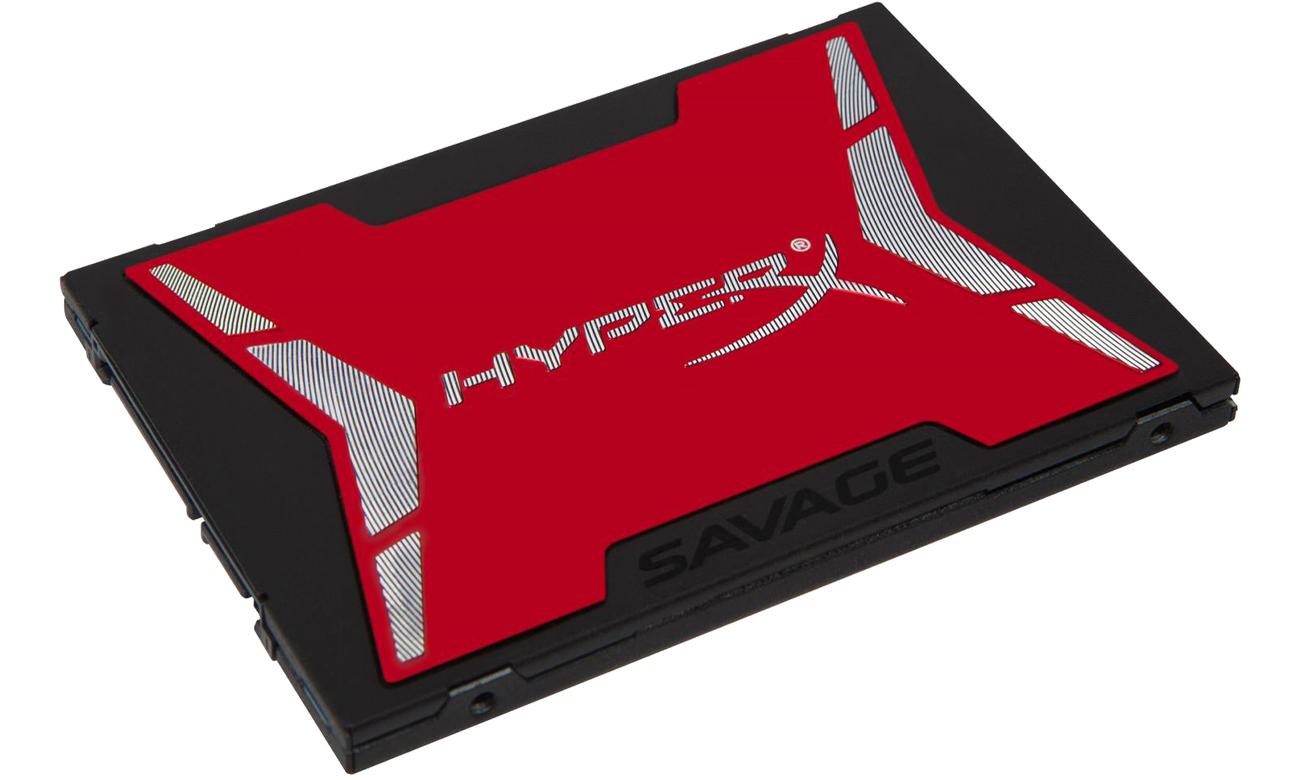 Dysk SSD HyperX 480GB 2,5'' SATA SSD SAVAGE 7mm SHSS37A 480G