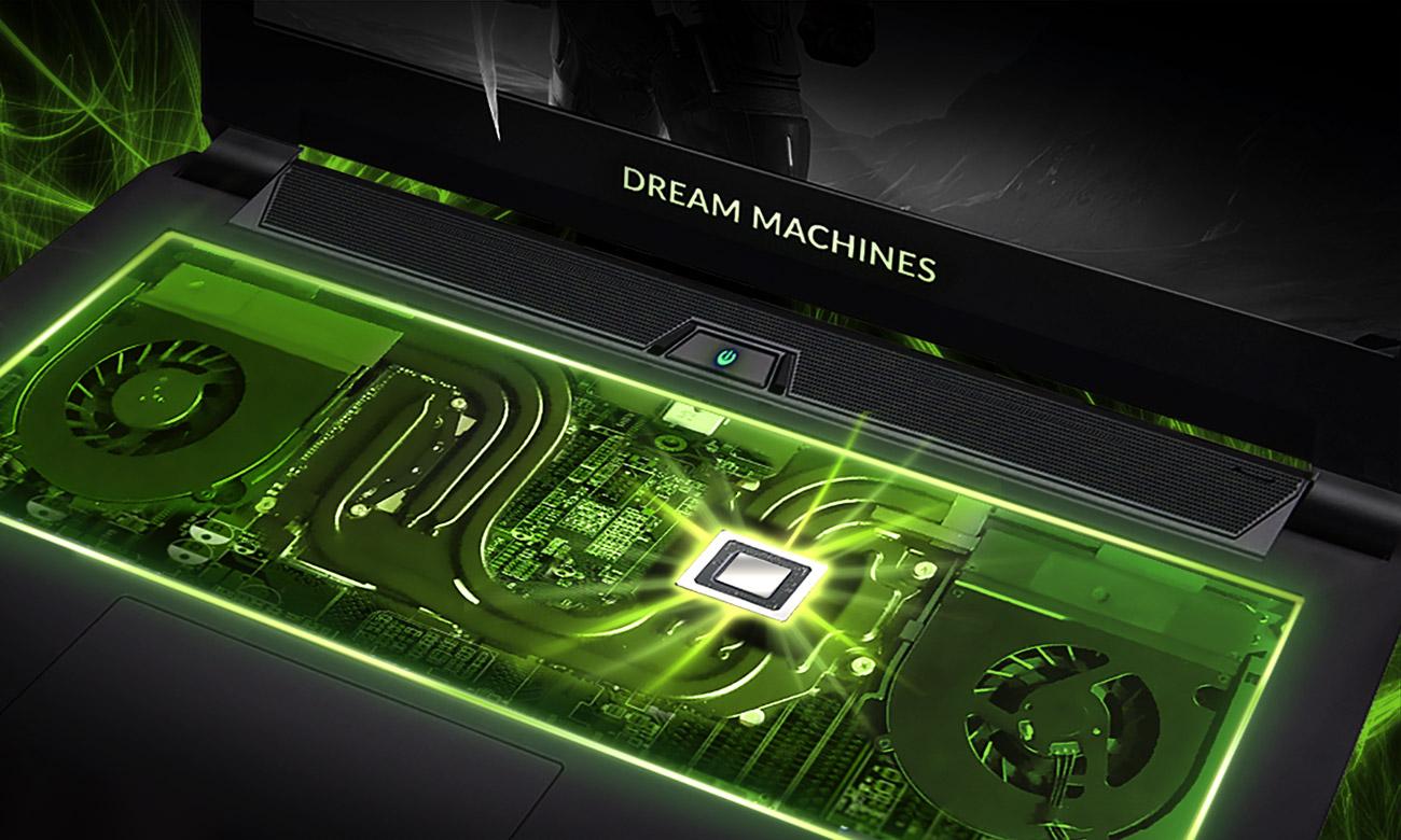 Dream Machines GS1060-17PL31 GeForce GTX 1060