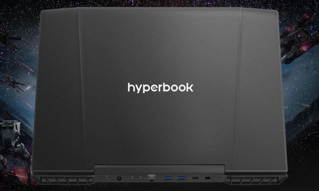 Hyperbook MK55 PULSAR szybka i wygodna wymiana danych