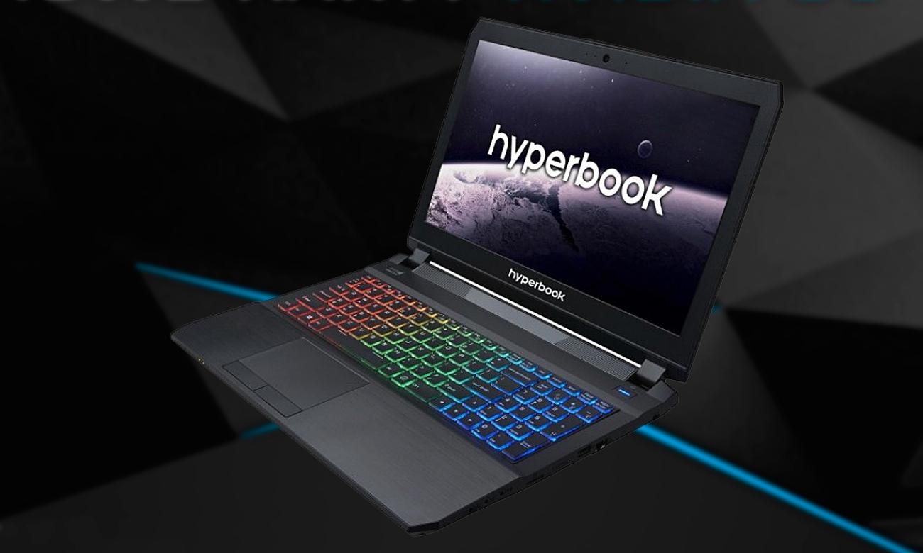Hyperbook SL503 VR GeForce GTX 1060