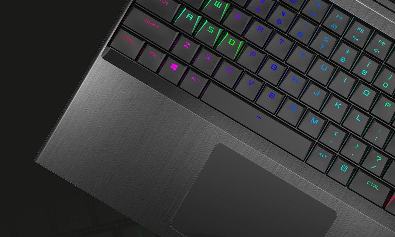 Hyperbook Pulsar Z15 Podświetlana klawiatura mechaniczna