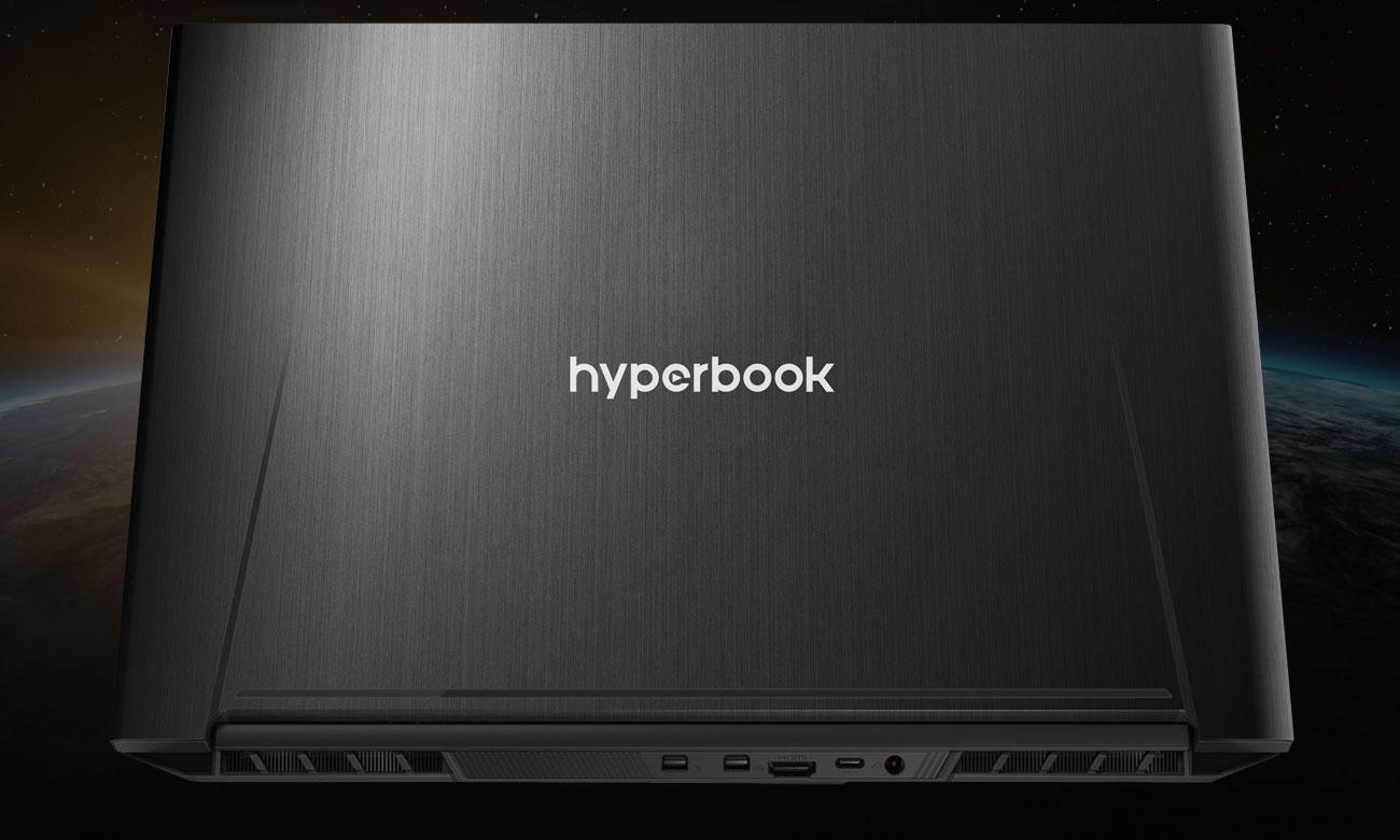 Hyperbook Pulsar Z15 Wydajny układ chłodzenia
