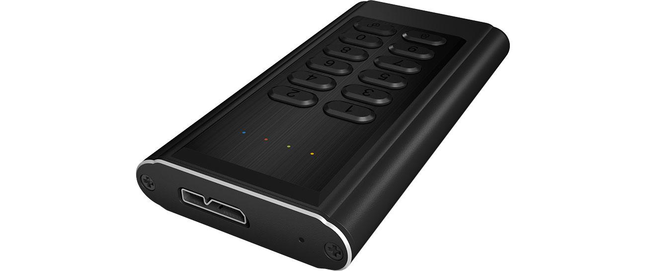 ICY BOX IB-189U3 Interfejs USB 3.0