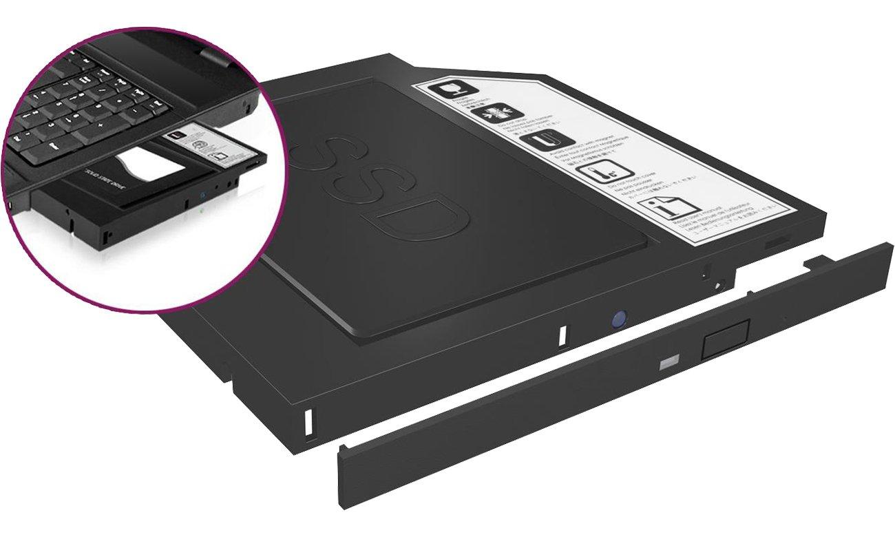 Adapter na dysk ICY BOX IB-AC640