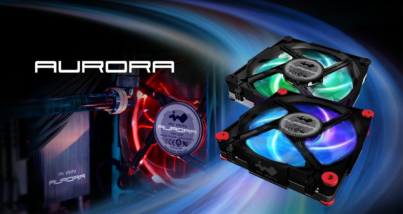 Aurora RGB LED