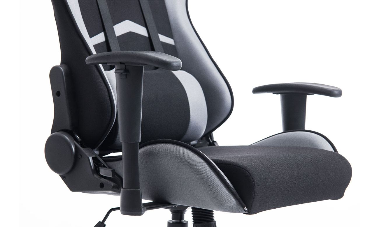 Inferno Titan Gaming Chair czarno-szary