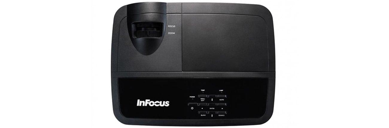 InFocus IN116x DLP oszczędność pienędzy