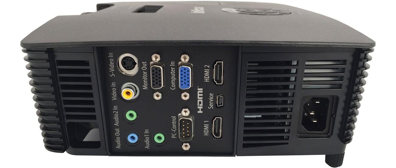 Projektor InFocus IN114xa DLP