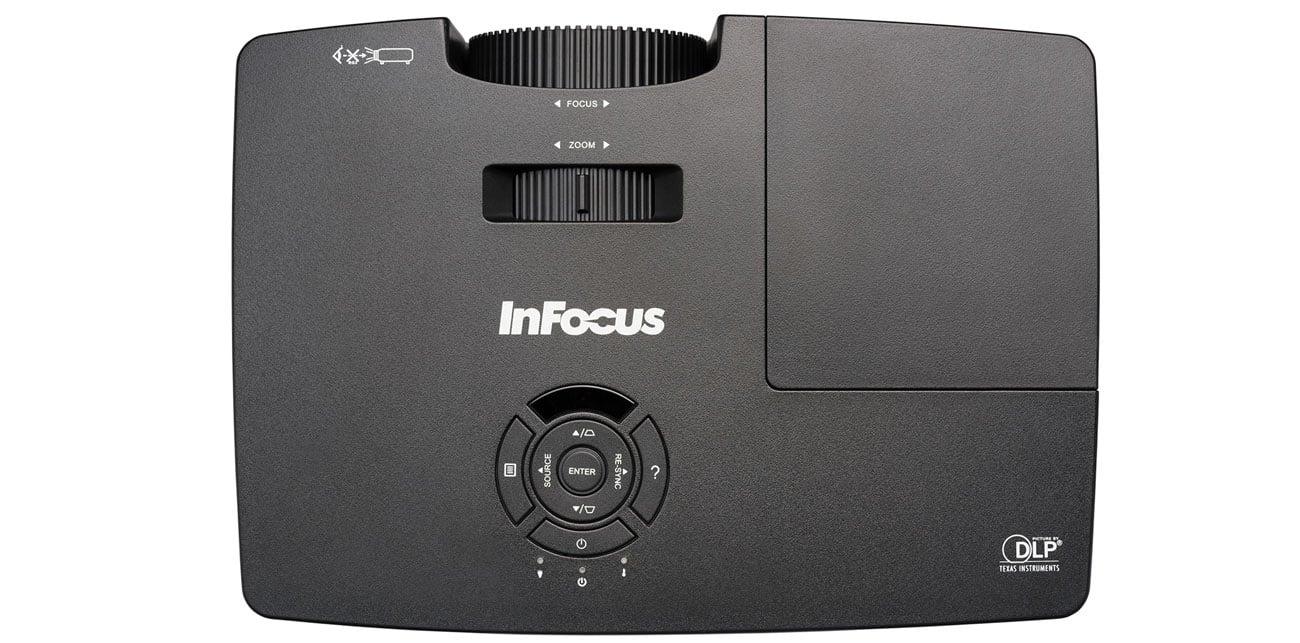 Projektor InFocus IN119HDxa