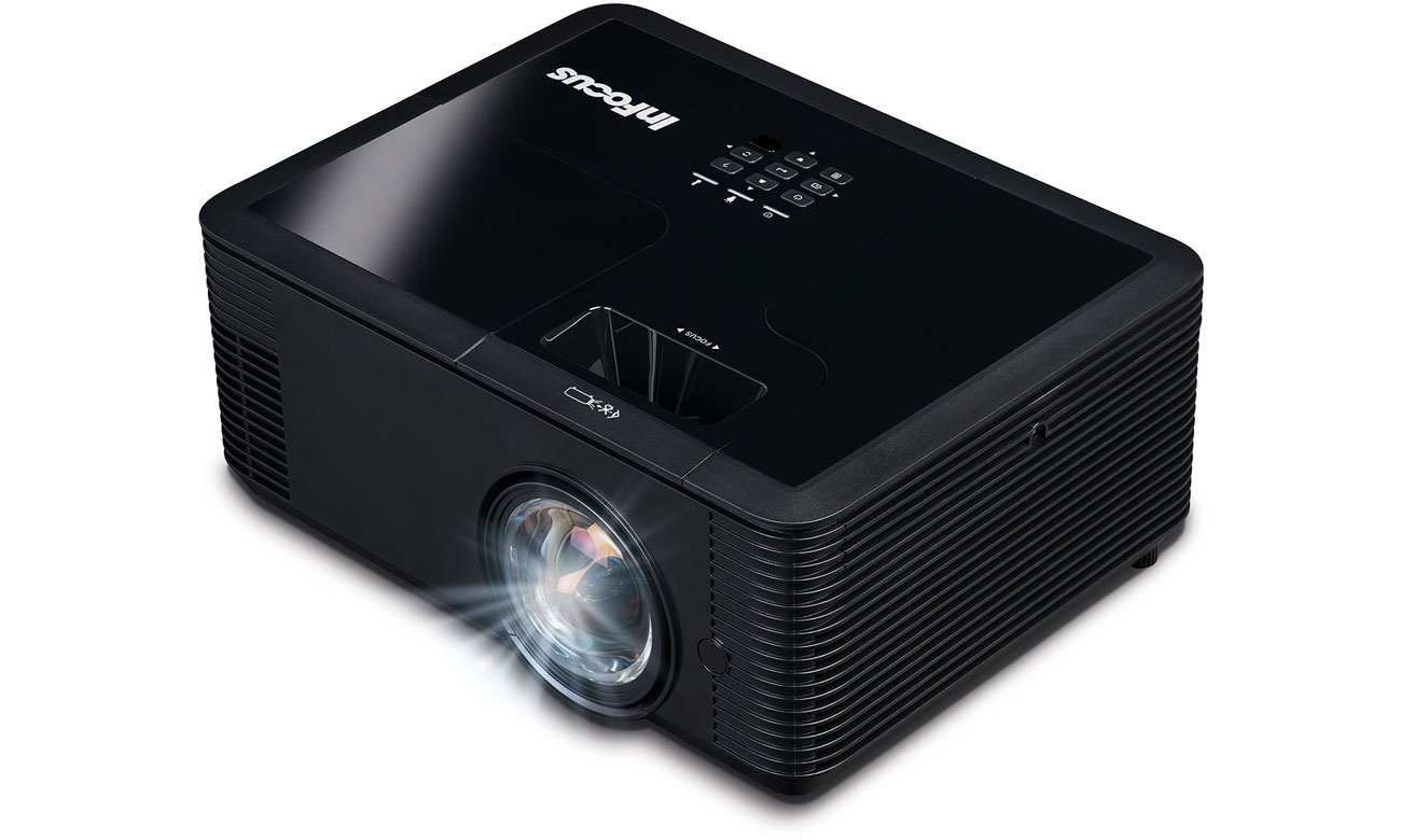 Projektor InFocus IN138HDST DLP