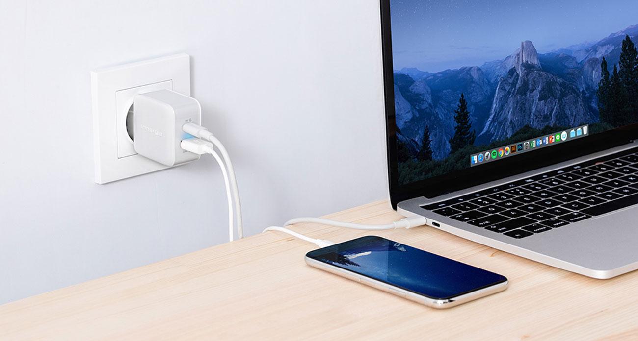 Ładowarka sieciowa Innergie 27M USB-C