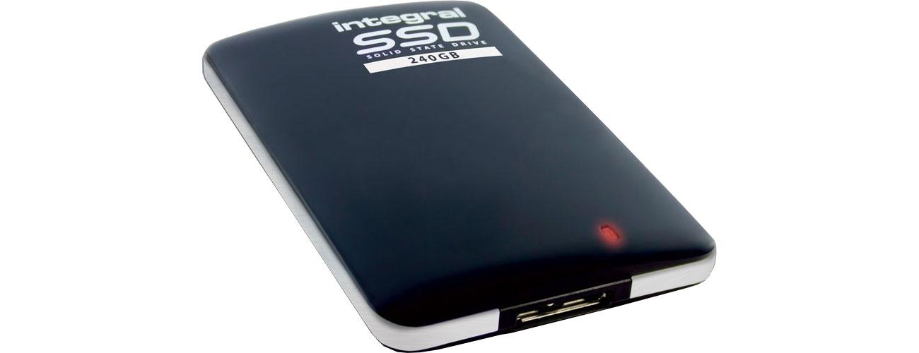 Dysk zewnętrzny INTEGRAL Portable SSD 240GB USB 3.0