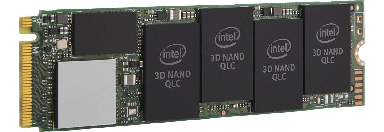 Intel 660p PCIe Gen3 x4 NVMe