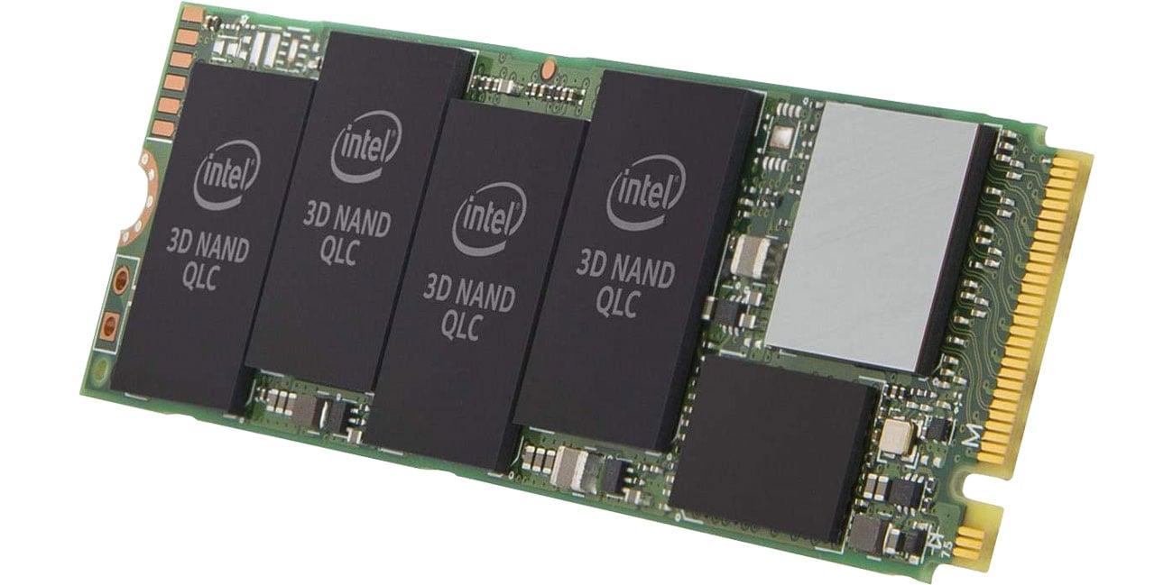 Dysk SSD Intel 1TB M.2 PCIe NVMe 665p Series SSDPEKNW010T9X1