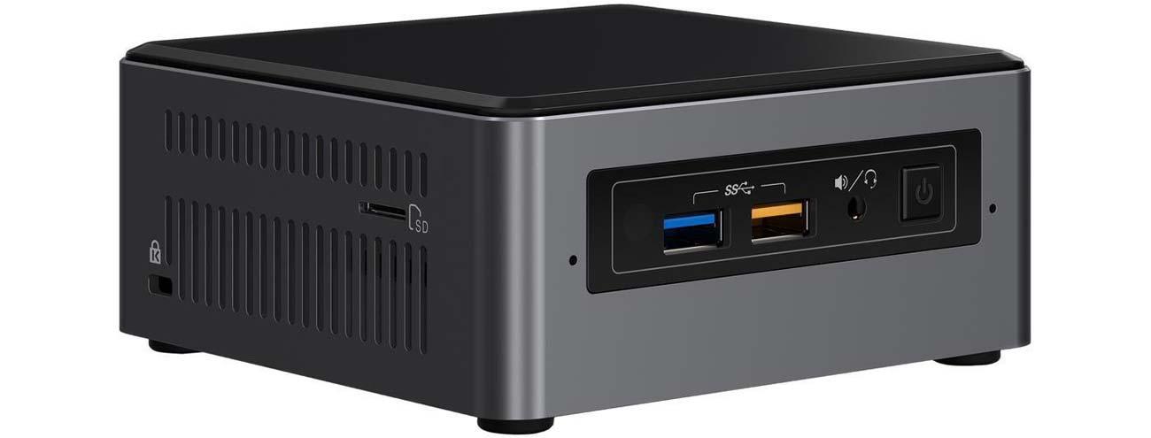 Intel NUC i5-7260U