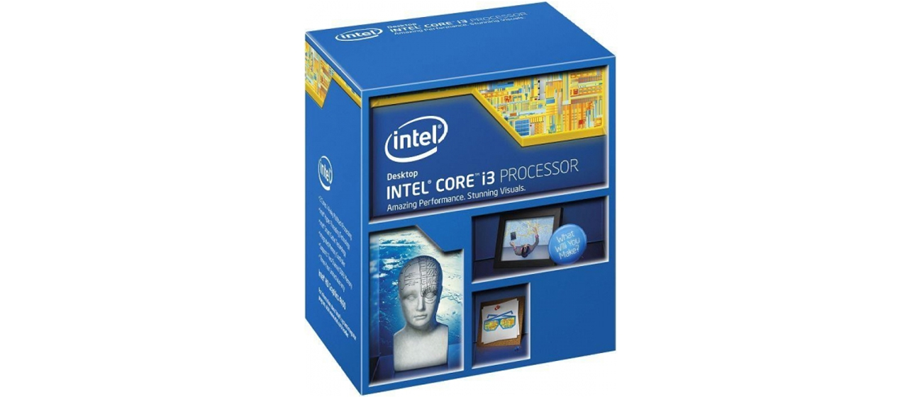 Intel i3-4160 3.60GHz 3MB BOX