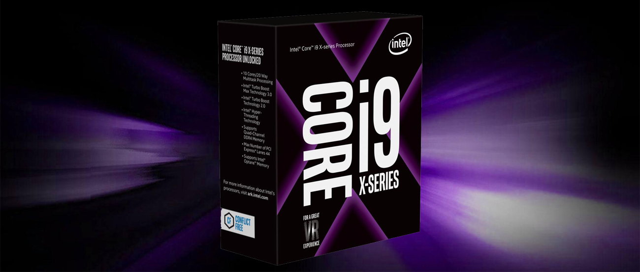 Intel Core i9-7900X 3.30GHz
