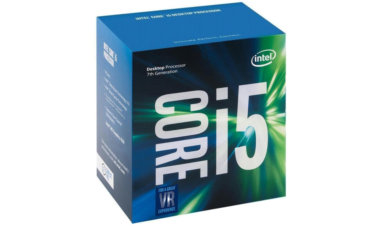 Intel Core i5-7400 3.00 GHz