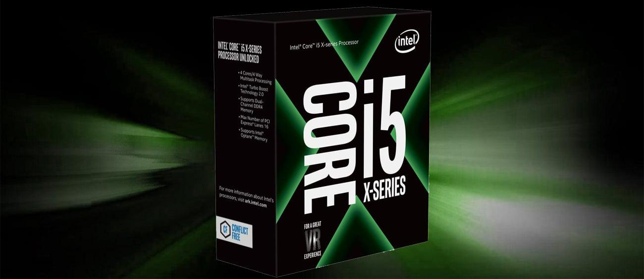 Intel Core i5-7640X 4,00 ГГц