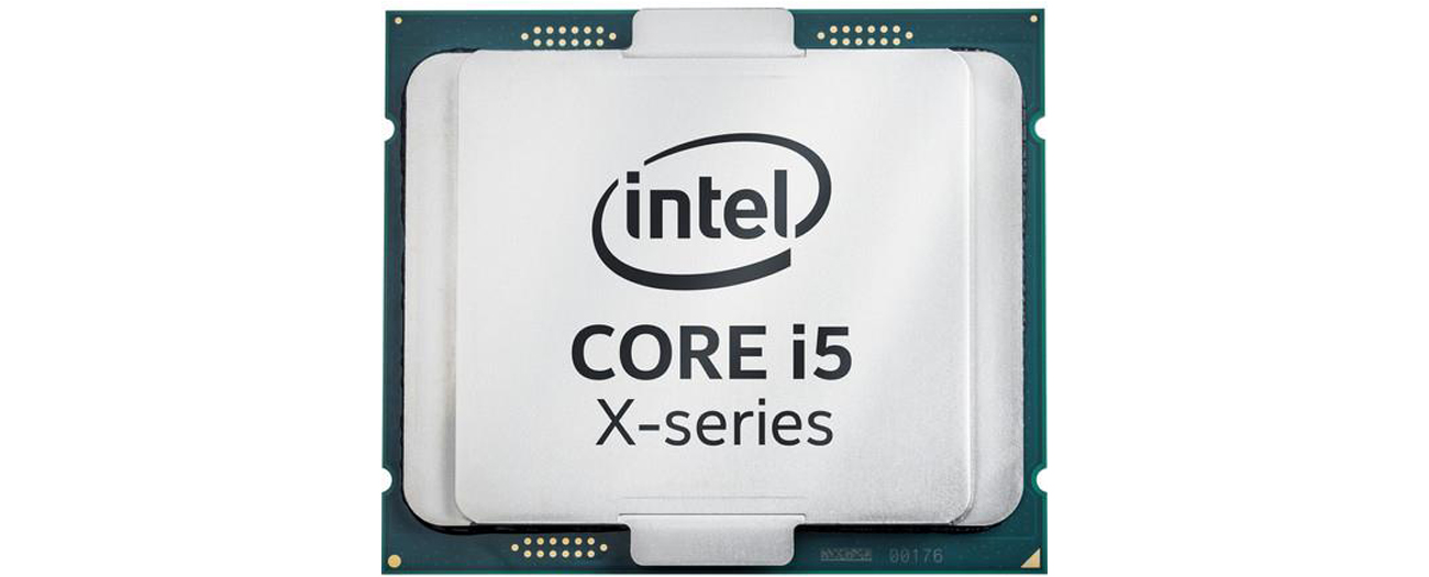 Продуктивність Intel Core i5-7640X 4,00 ГГц