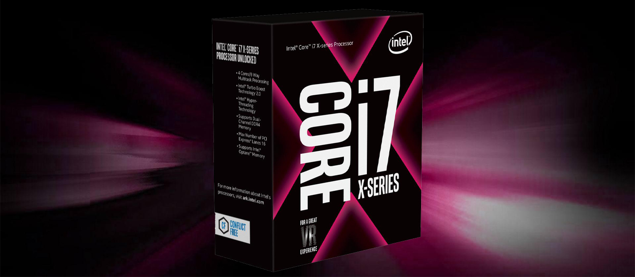 Intel Core i7-7800X 3.50 GHz