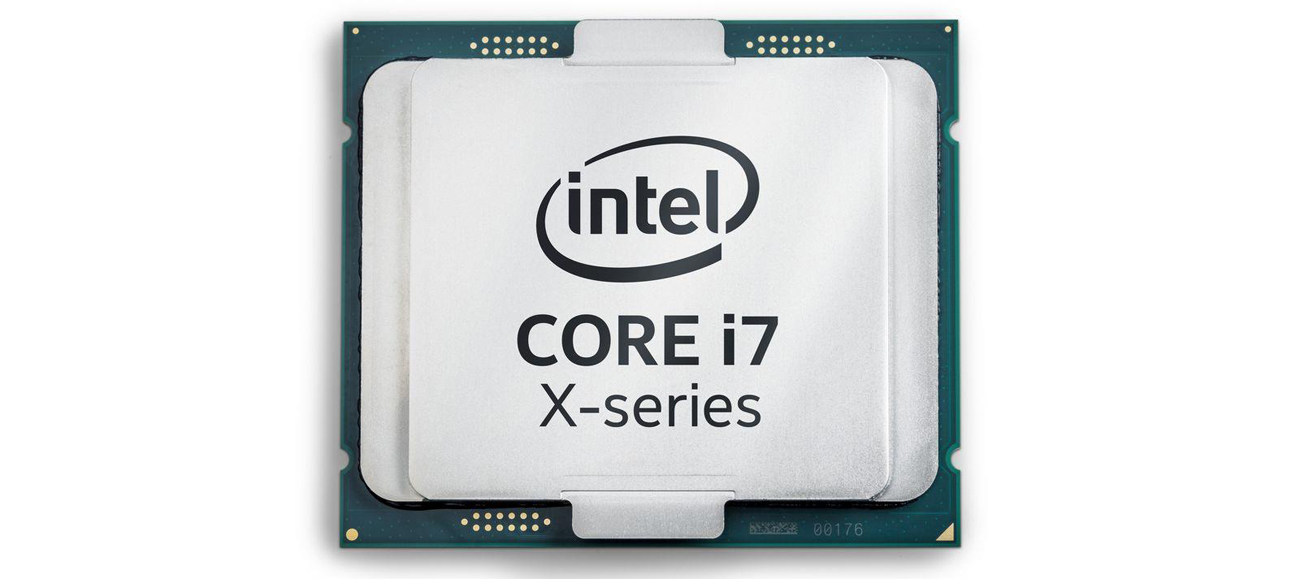 Intel Core i7-7820X 3.60 GHz Wydajność