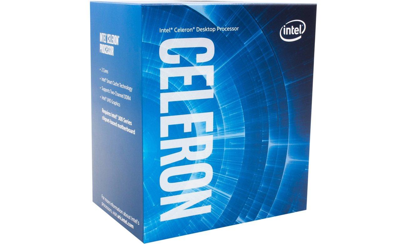 Intel Celeron G4900 3.10 GHz