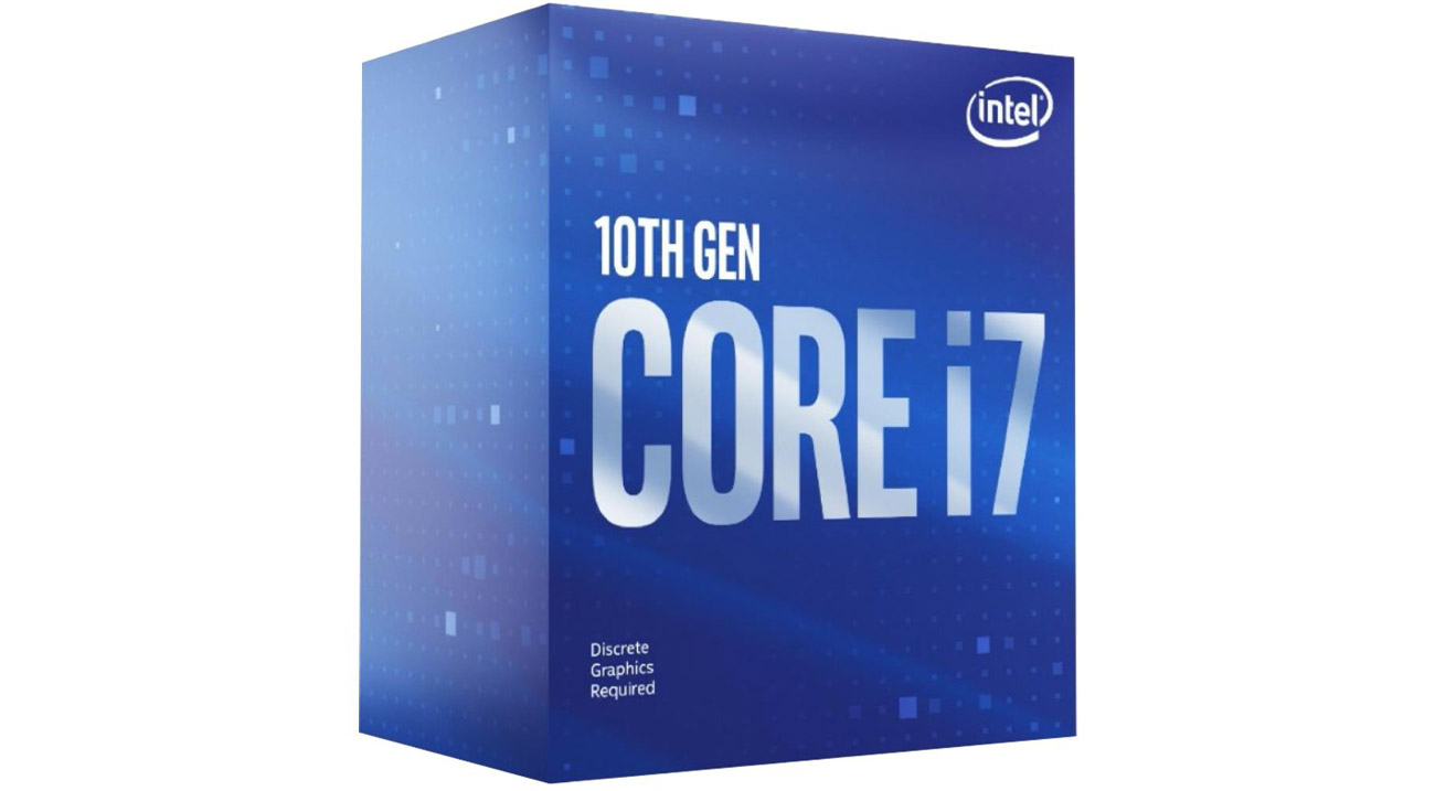 Procesor Intel Core i7-10700F