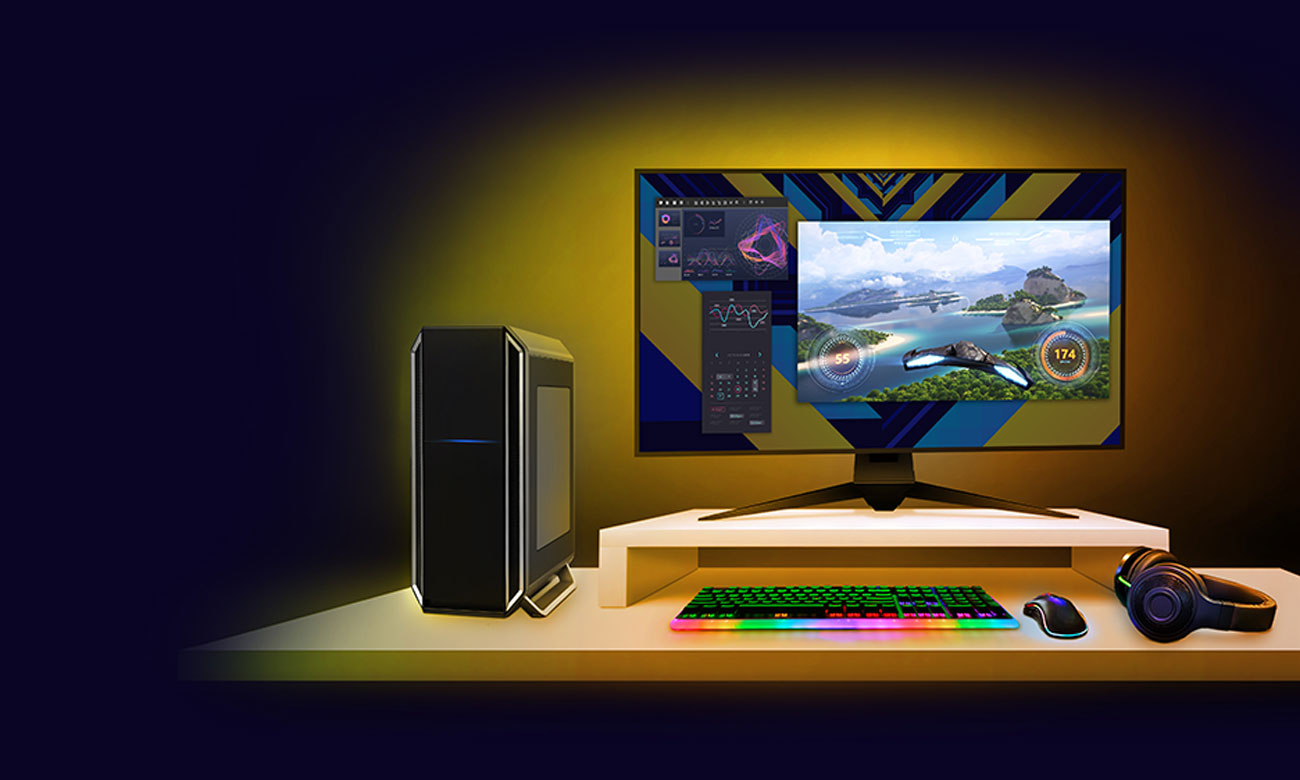 Intel Core 11th gen - Gaming