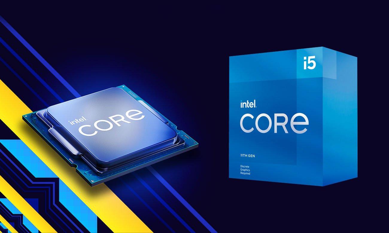 Procesor Intel Core i5-11400F BX8070811400F
