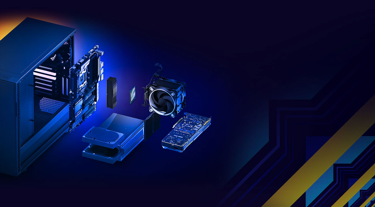 Intel Core 11th gen - Technologie