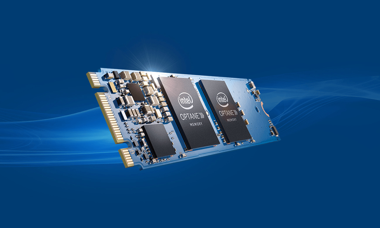 SSD INTEL Optane 16GB PCIe M.2 80mm