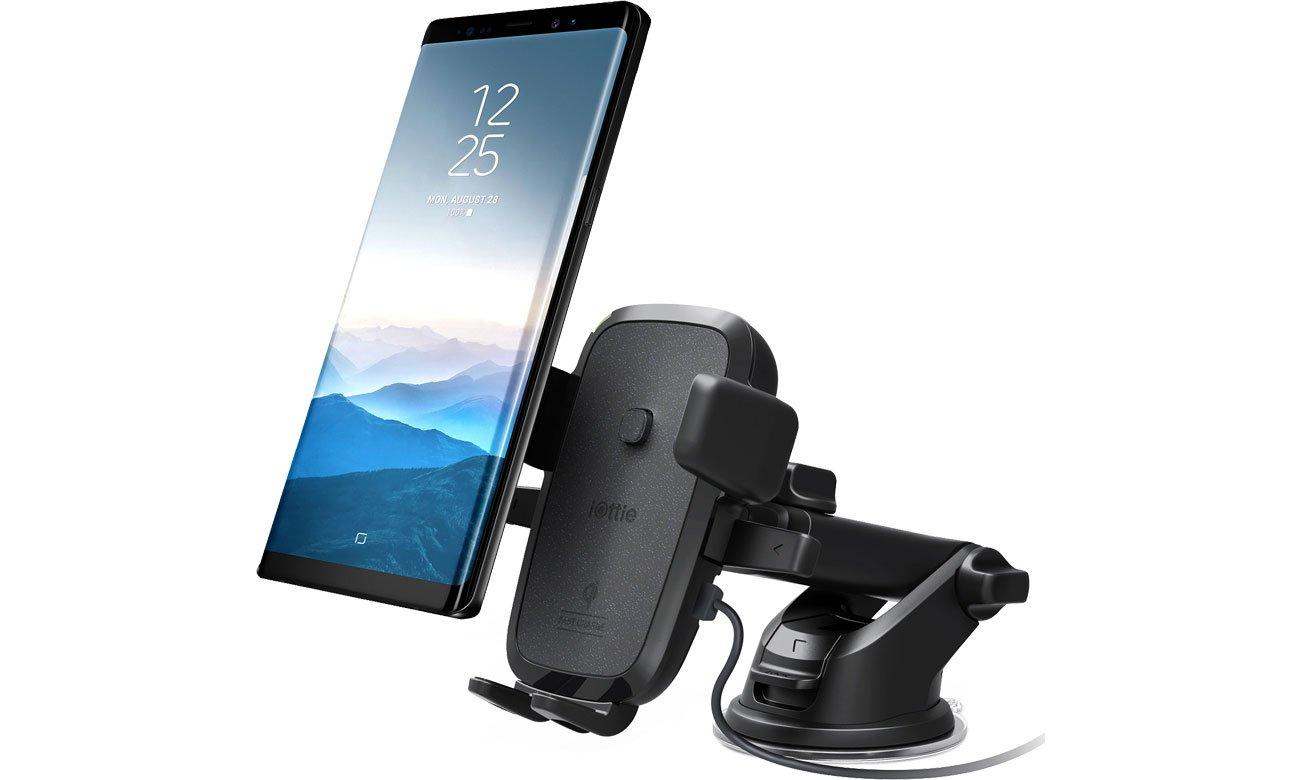Uchwyt  Ładowarka Indukcyjnado smartfonu iOttie Easy One Touch 4 Qi