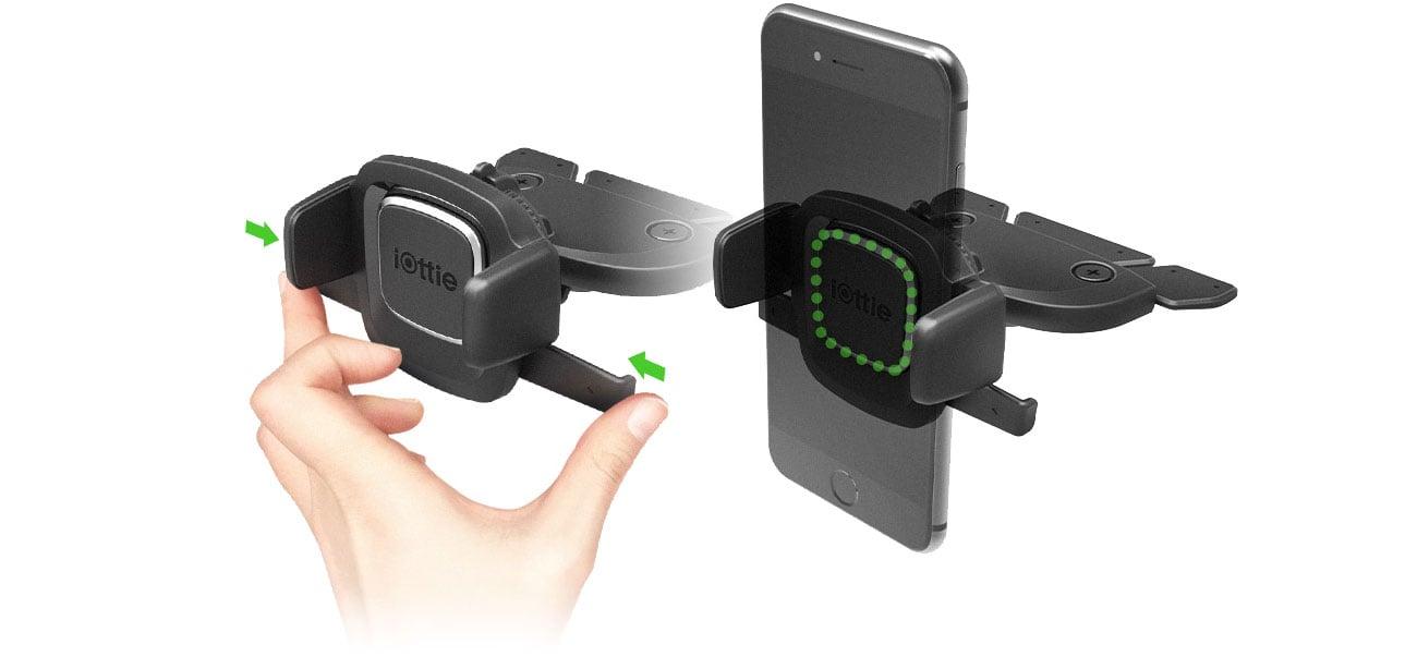 iOttie Easy One Touch 4 CD Slot Wygodne mocowanie