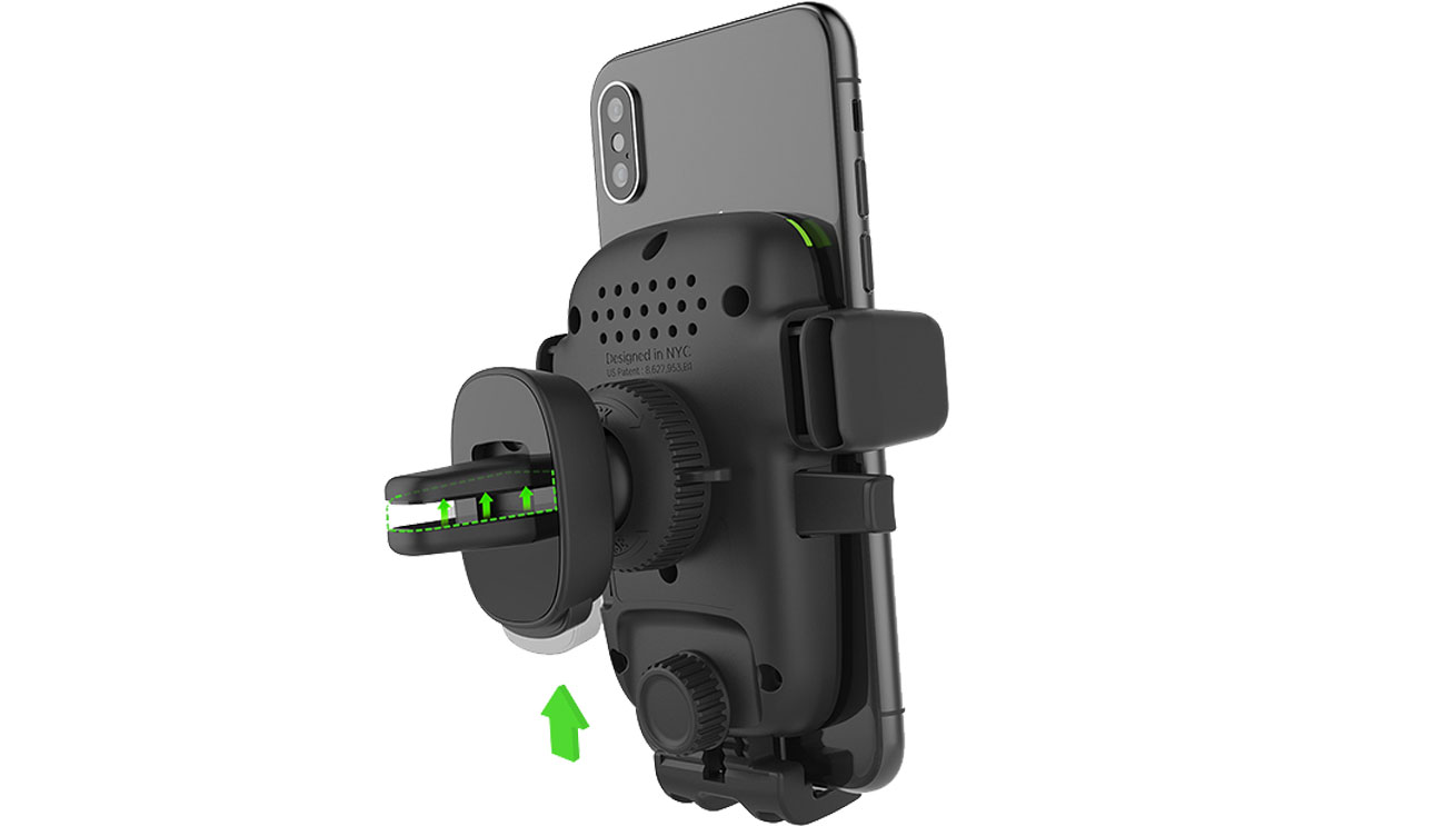 Uchwyt iOttie One Touch 4 Wireless Qi Regulacja