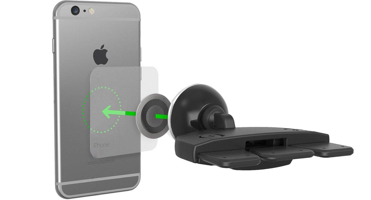 iOttie iTap Magnetic CD Slot Mount Mocowanie magnetyczne