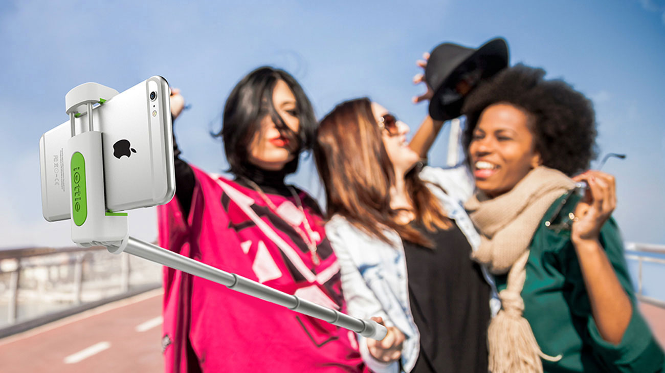 Selfie stick iOttie MiGo Mini Składana konstrukcja