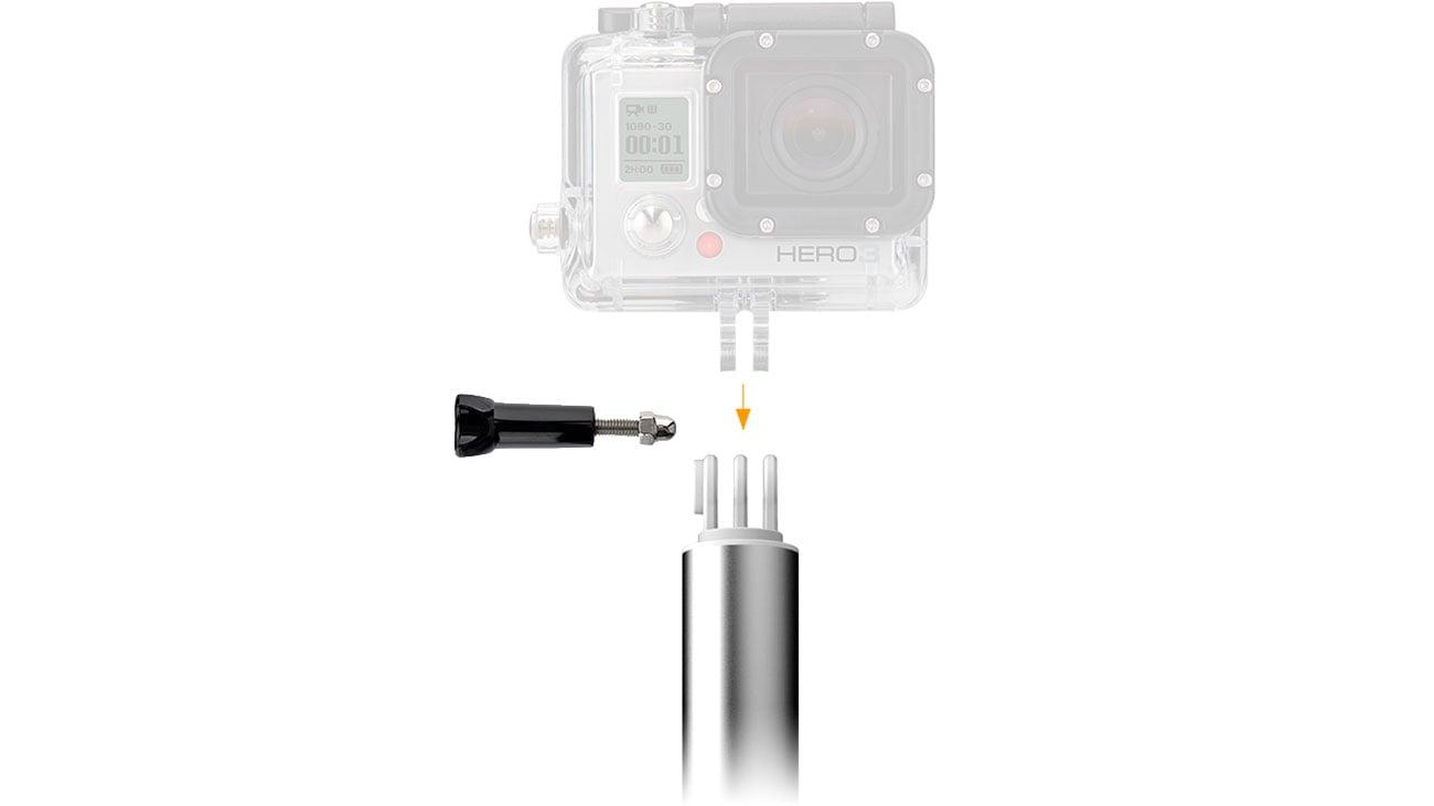 Selfie stick iOttie MiGo Mini Do kamer sportowych