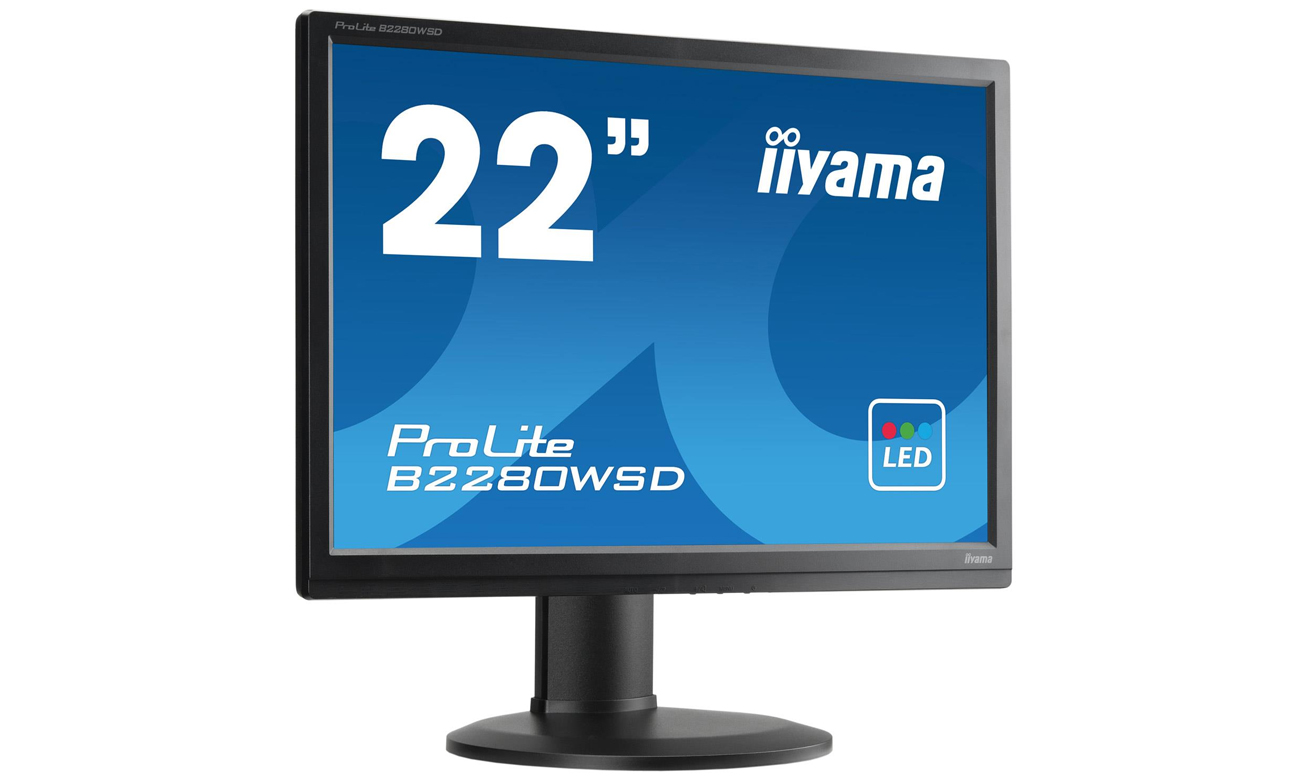 B2280WSD czarny
