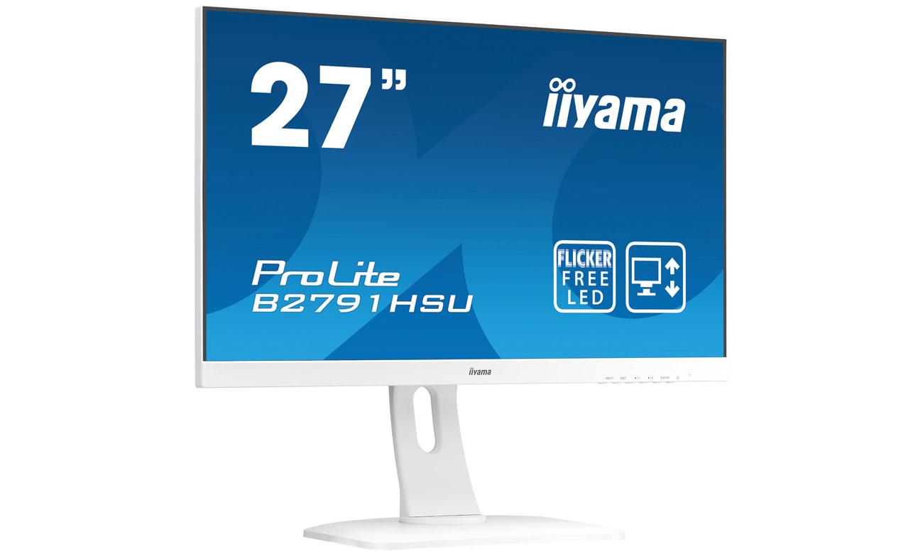 iiyama Prolite B2791HSU-W1 Ochrona Oczu