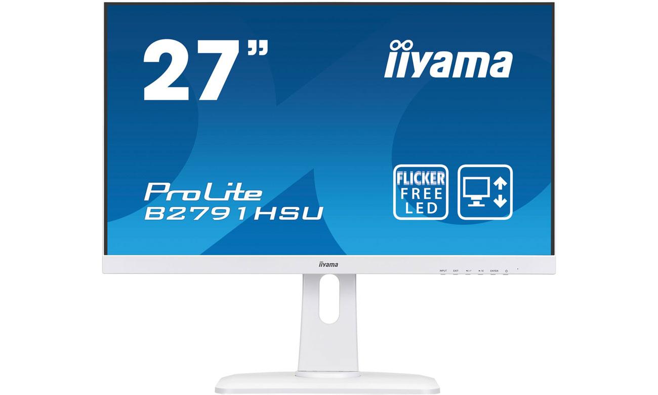 iiyama Prolite B2791HSU-W1 Prezencja