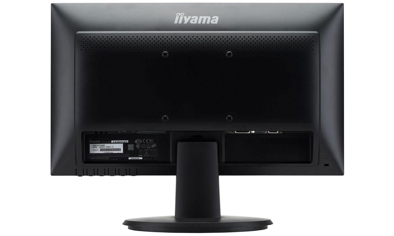 iiyama E2083HSD standard vesa mocowanie na ścianie