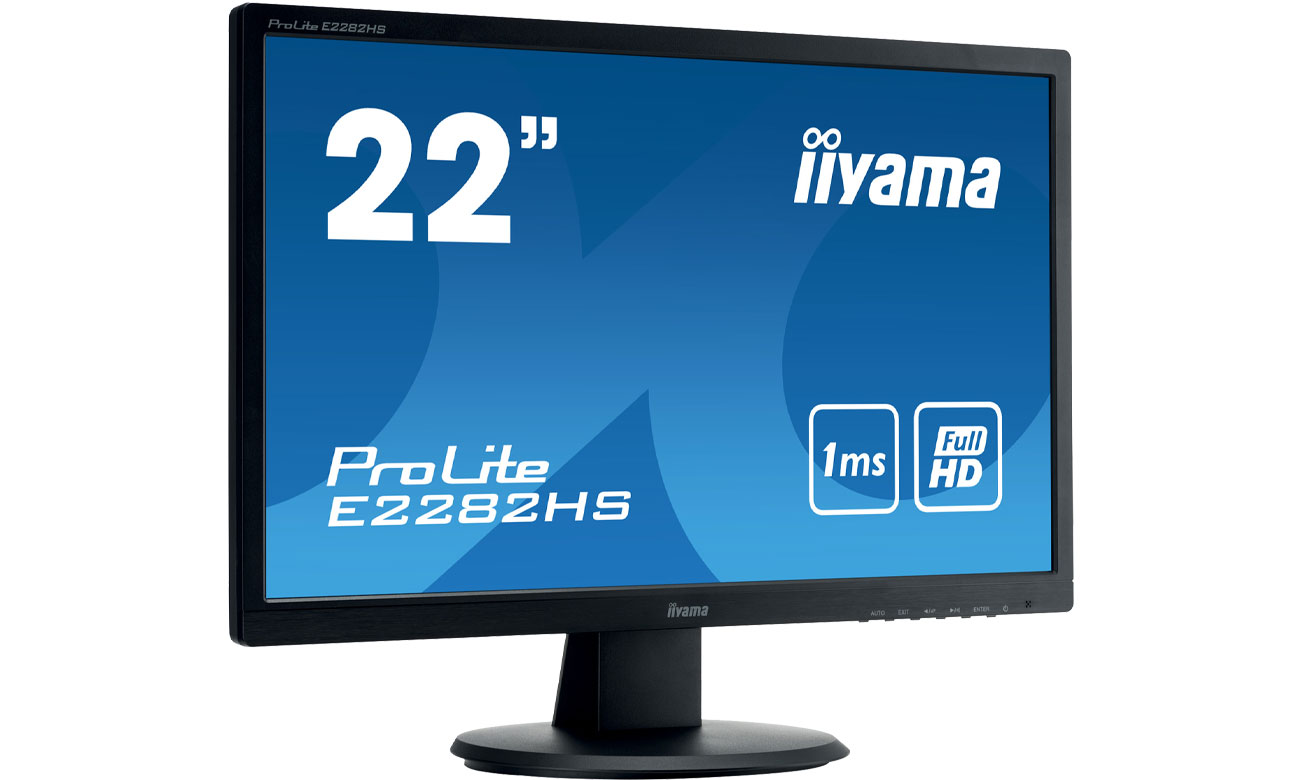 Monitor iiyama E2282HS