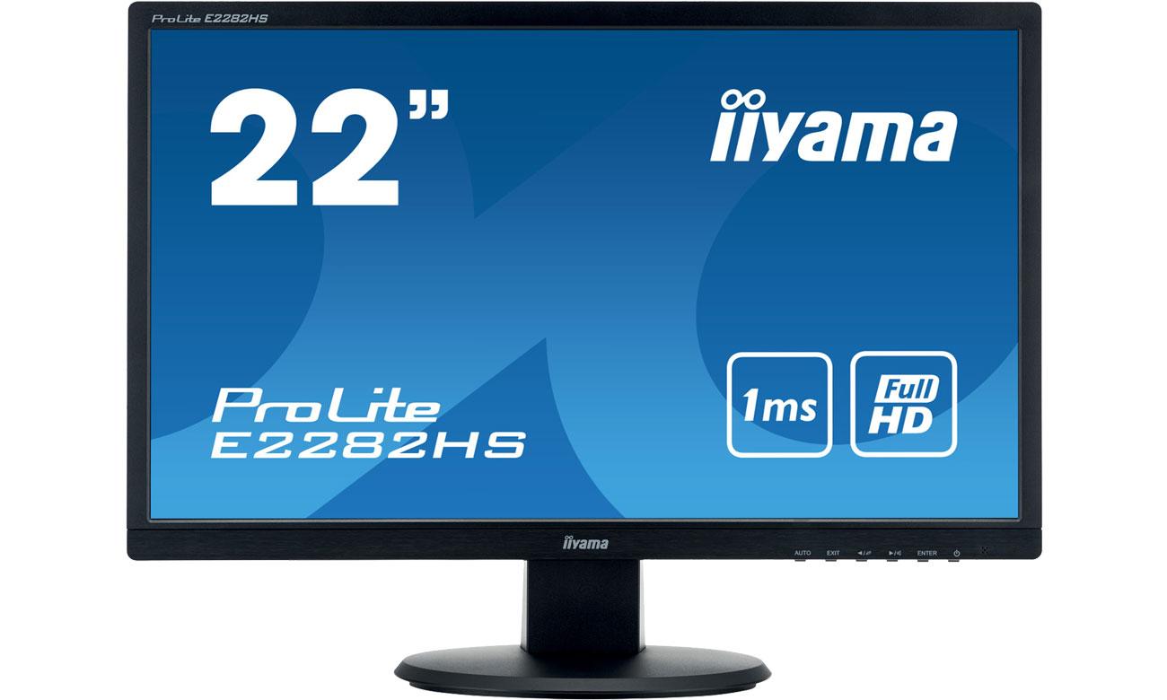 iiyama E2282HS - Ekran