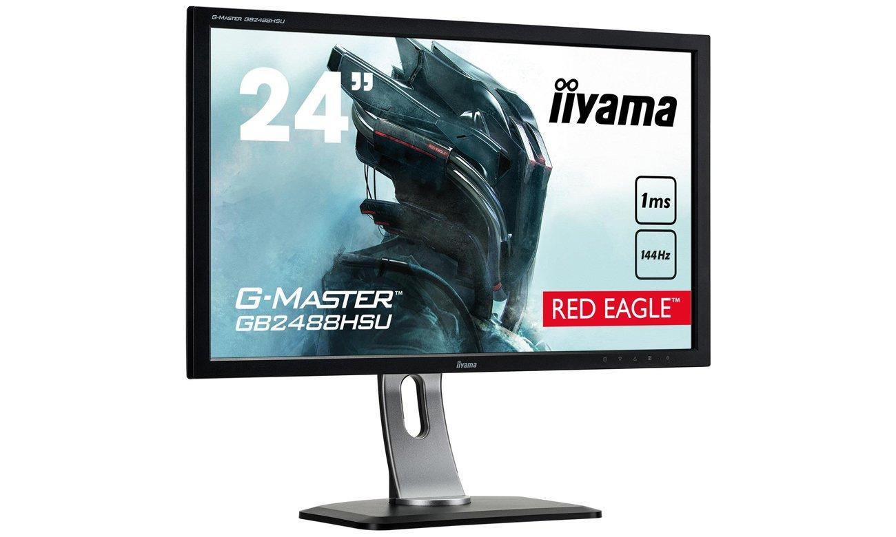 iiyama GB2488HSU Advanced Contrast Ratio