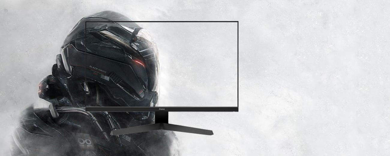 Monitor dla graczy iiyama G-Master G2740QSU Black Hawk