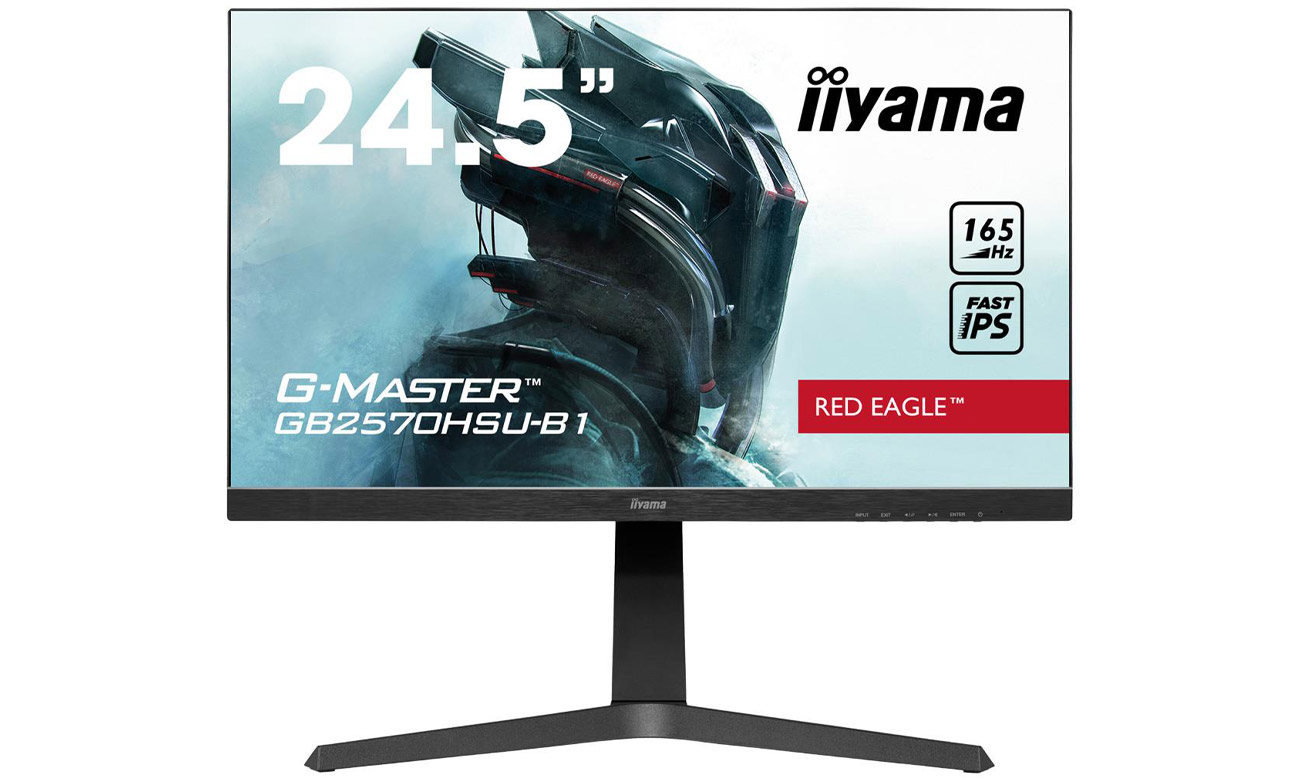iiyama G-Master GB2570HSU Red Eagle