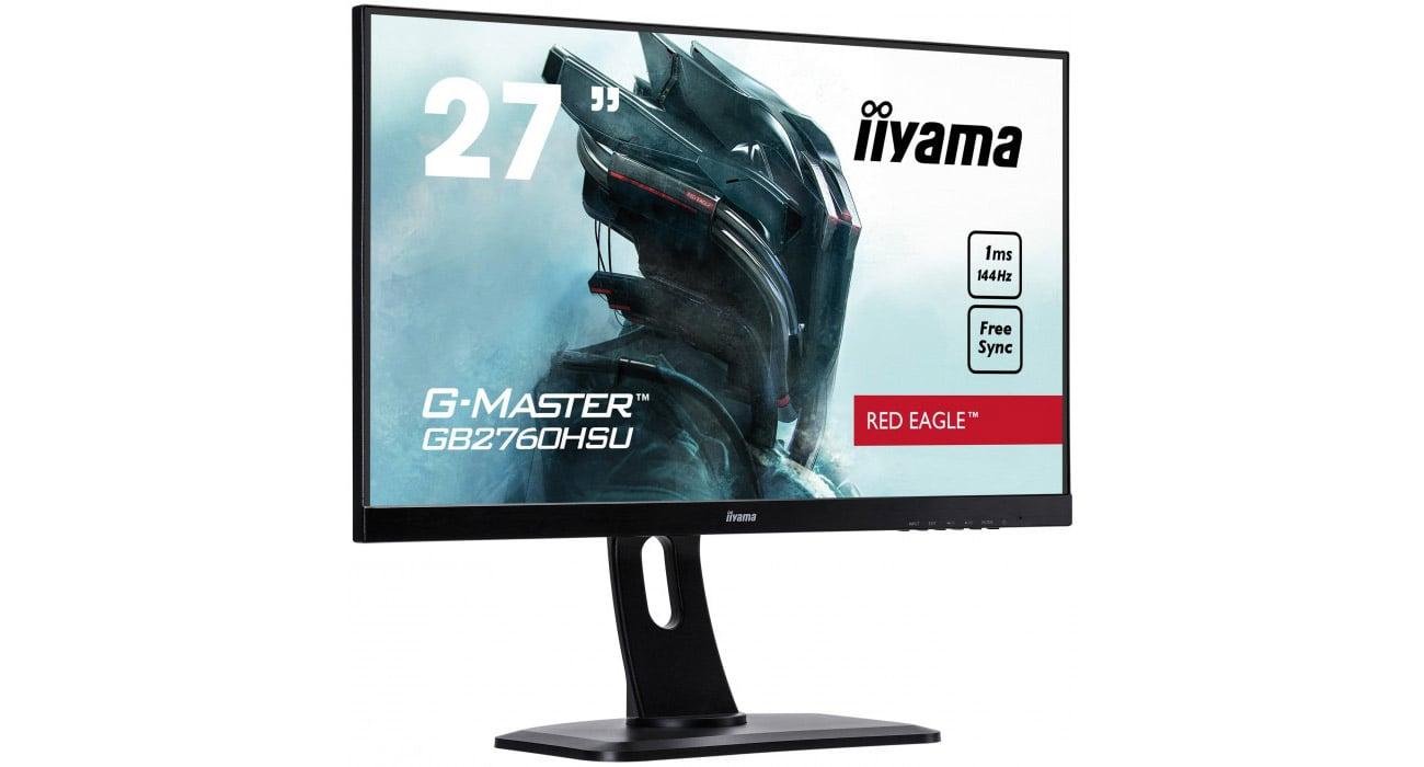 iiyama G-MASTER GB2760HSU Redukcja niebieskiego światła