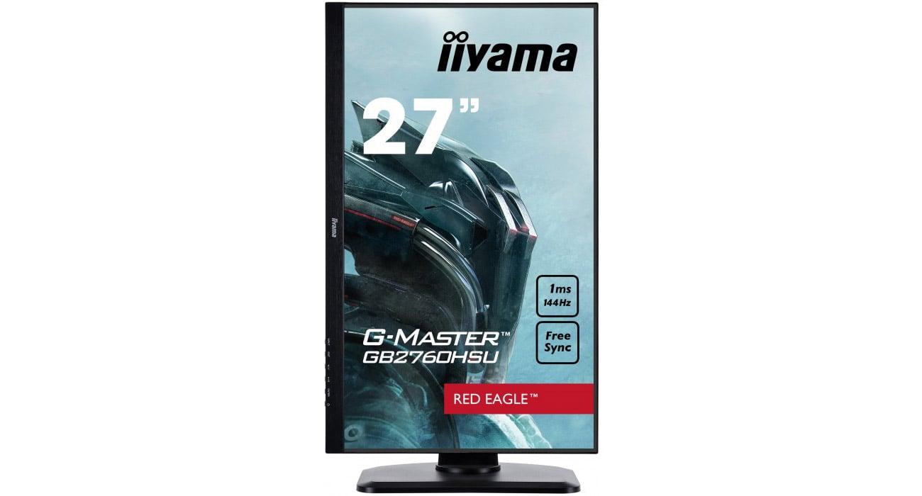 iiyama G-MASTER GB2760HSU Funkcja PIVOT
